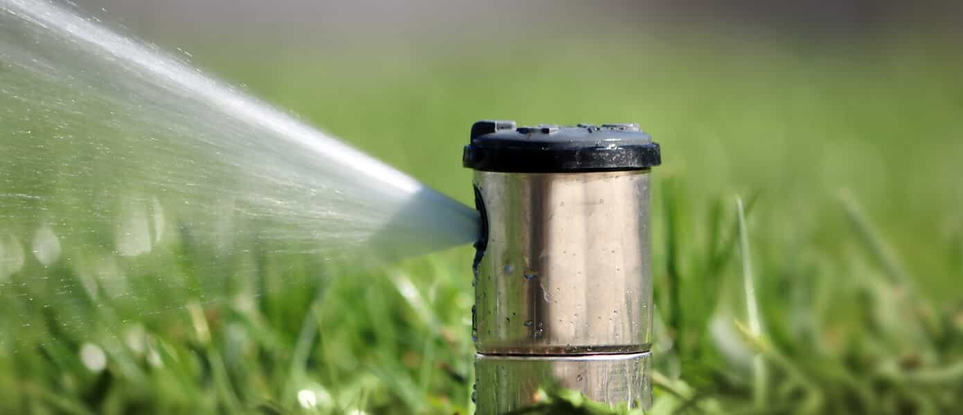 irrigation repair in Hudson Ohio
